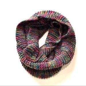 BP infinity scarf multicolor OS